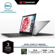 Dell Precision M5520 SNSM552001