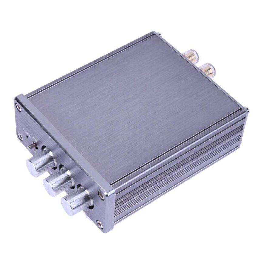 Digital HiFi Stereo 2.0 Power Amplifier Home Mini Audio Amplifier 50W X 2 - intl