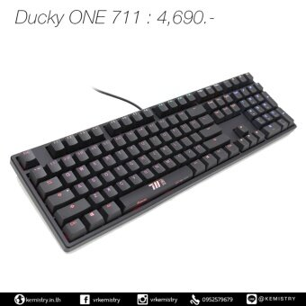 Ducky ONE 711 - Limited Edition - TH
