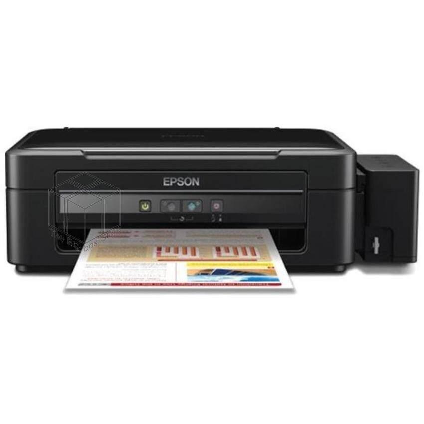 EPSON เครื่องพิมพ์ INKJET PRINTER ALL-IN-ONE L360 รุ่น INKJET PRINTER L360