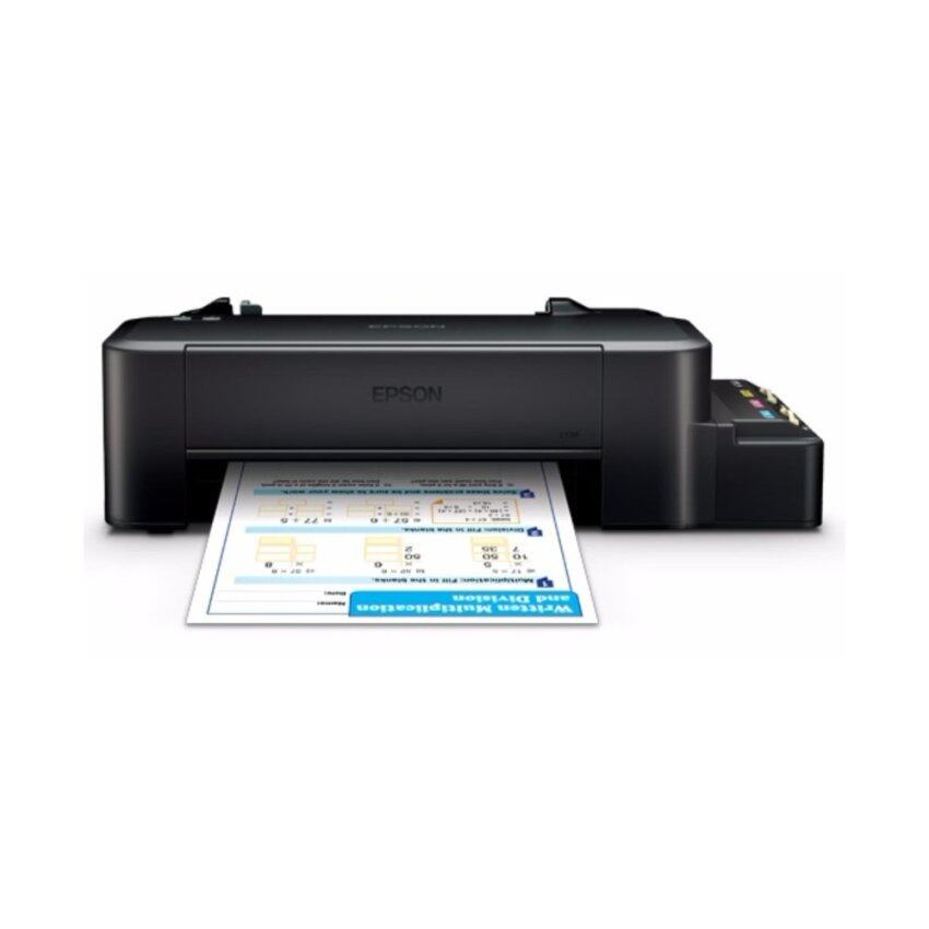 ปริ้นเตอร์ เอปสัน Epson L120 ระบบ InkTank พร้อมน้ำหมึก 4 สี