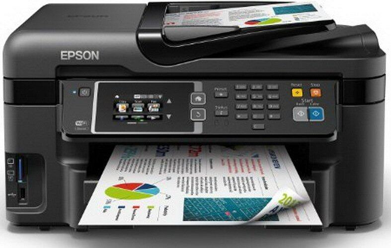 Epson L565 Ink Tank System All-in-One Printer