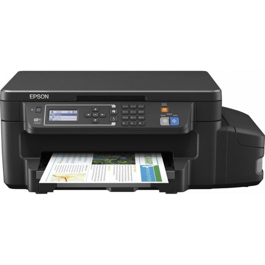 EPSON L605 Multifunction Ink Tank System Printer
