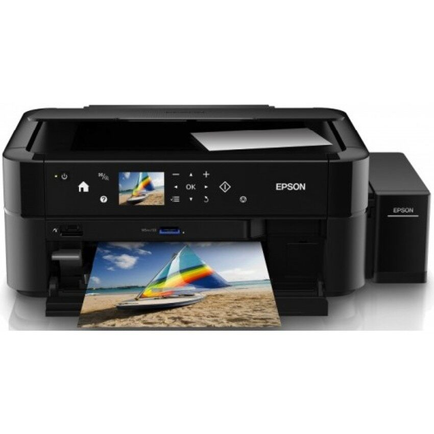 EPSON L850 Multifunction Ink Tank System Photo Printer