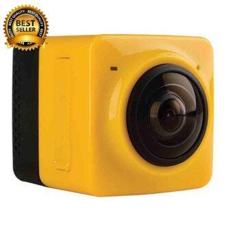 EVERLAND กล้อง Action cam 360 องศา HD Wifi (CUBE360)
