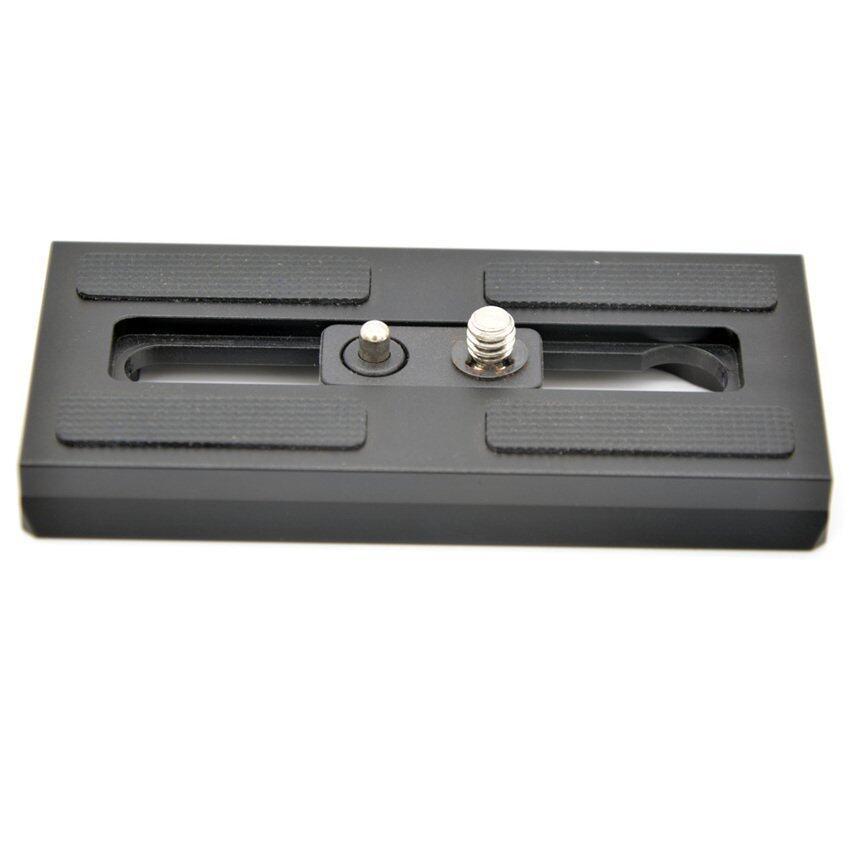 Eyfoto Quick Release plate Rapid Conneting for Benro KH-25 KH25 QR25 Tripod mount Black