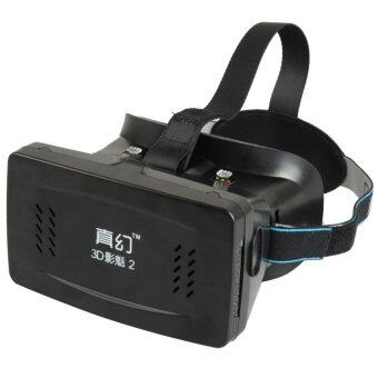 Fancytoy Virtual Reality VR 3D Video Glasses 2nd Gen For 3.5