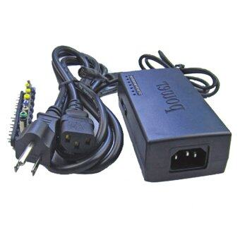 Fang Fang Multiple AC Power Adapter Cord Cable 90W Max with 8Tips (Black) - Intl