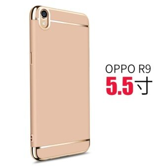 Fashion 3 in 1 Ultra Thin PC Back Cover For OPPO F1 Plus - intl