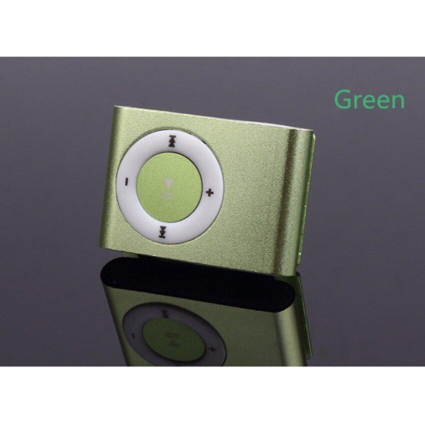 MP3 music player berkualitas tinggi (Biru)