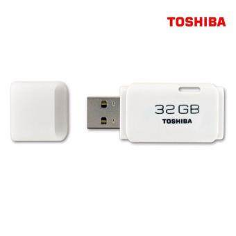 FlasDrive 32GB 'Toshiba' (HAYABUSA) USB 3.0 White