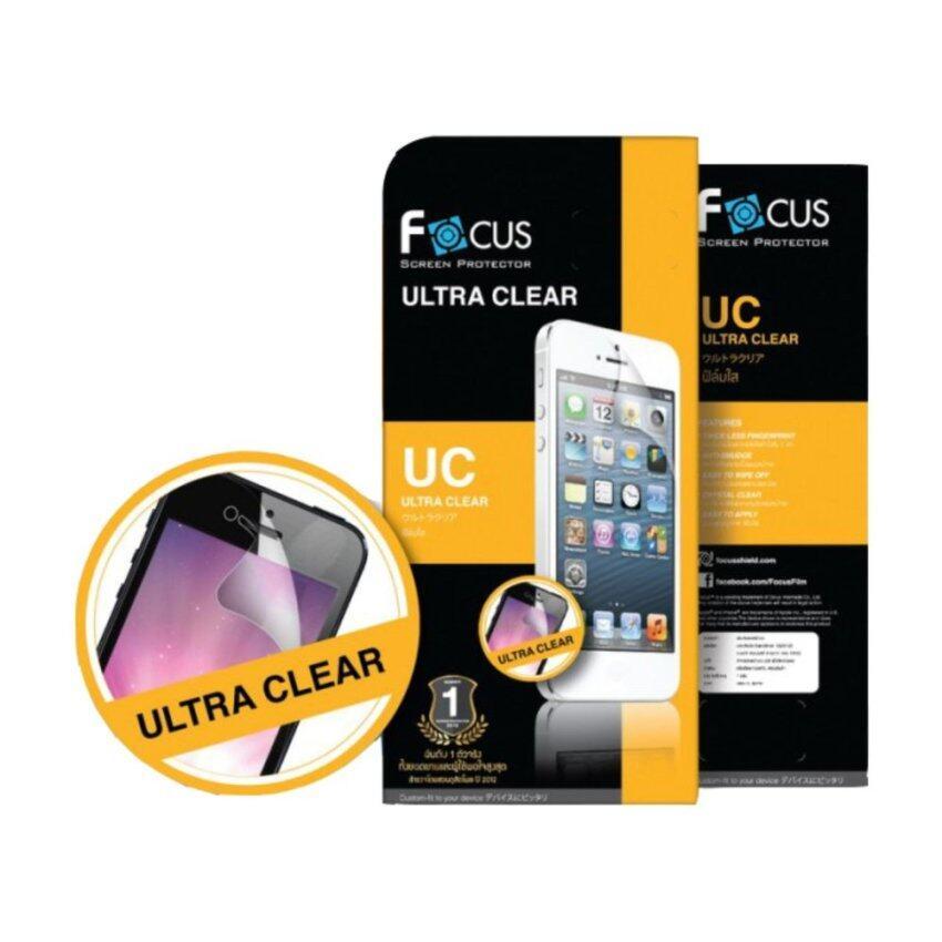 ฟิล์มกันรอยแบบใส โฟกัส | FOCUS ULTRA CLEAR HTC One M9 Plus ...