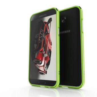 For Samsung Galaxy A5 2017 A520F Luxury Ultra Thin Aluminum MetalBumper Case Frame Cover Phone Cases – intl