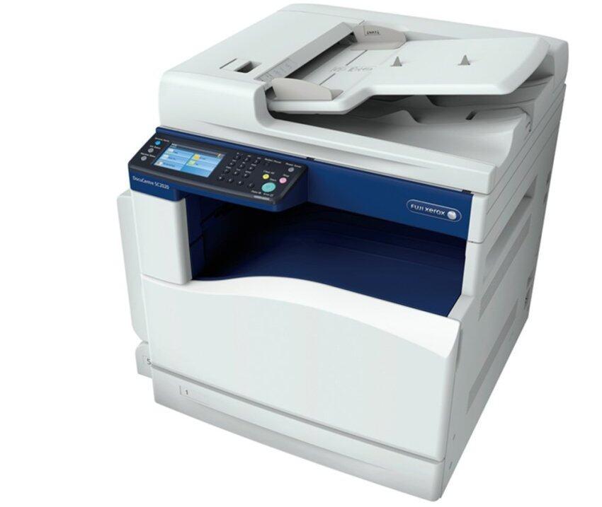 Fuji Xerox เครื่องถ่ายเอกสาร มัลติฟังก์ชั่น รุ่น DocuCentre SC2020