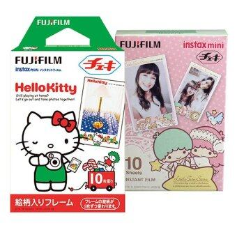 Fujifilm Instax Film HelloKitty+Little Twin Stars