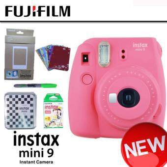 FUJIFILM INSTAX MINI 9 combo set