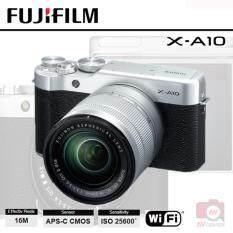 Fujifilm X A10 Kit 16 50 Mm