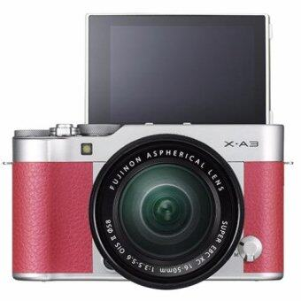 FUJIFILM X-A3 (Pink)