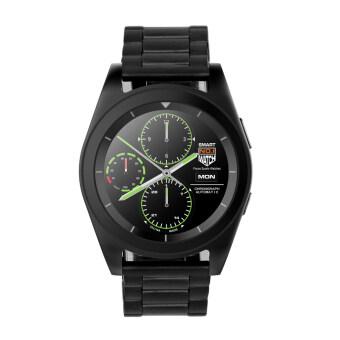 G6 Smart Watch MTK2502 Smartwatch Sport Bluetooth 4.0 Tracker (Black) - intl