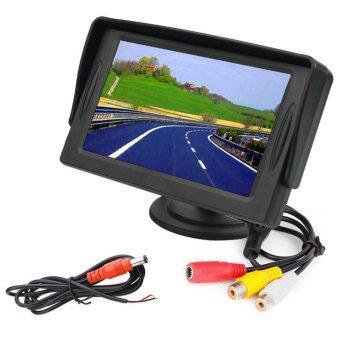 Gadget Monitors TFT LCD 4.3 นิ้ว จอมอนิเตอร์ 4.3 นิ้ว ช่องต่อ AV
