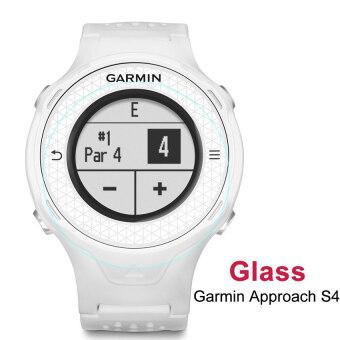 Garmin Approach S4 Glass,Awinner Premium Glass Film 0.2mm Real Tempered Glass