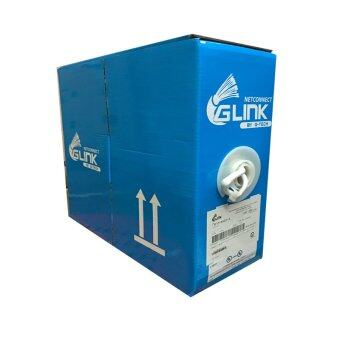 GLINK CABLE LAN CABLE UTP CAT6 Patch Cord Box 100M