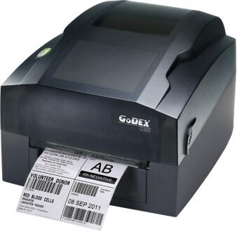 Godex เครื่องพิมพ์บาร์โค้ด เครื่องพิมพ์ฉลาก (สีดำ)