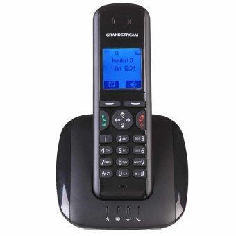 Grandstream โทรศัพท์ IP DECT Phone แบบไร้สาย รุ่น DP715 (Black)