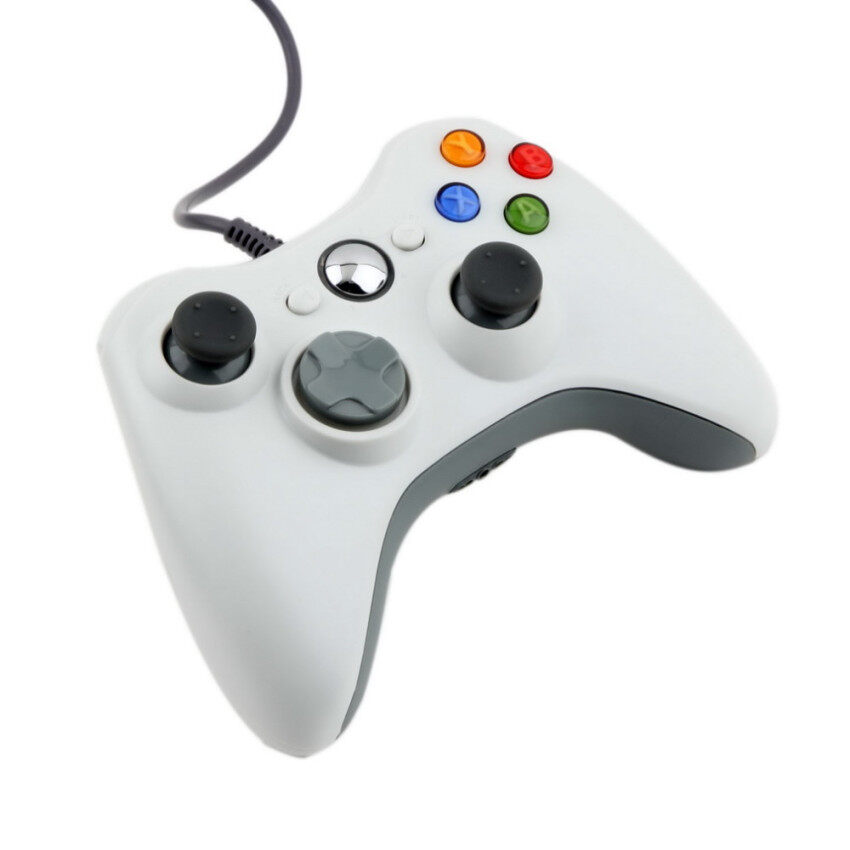 Greenpack Microsoft joy xBox 360 (White) ...