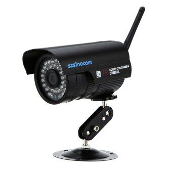 H.264 HD 720P Megapixel Bullet Waterproof WiFi Camera with 36pcsIRLEDs Home Security - intl