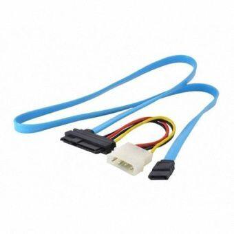 Hard Disk SFF-8482 SAS Cable 29P to 1* SATA 7PIN hdd Cable 70cm