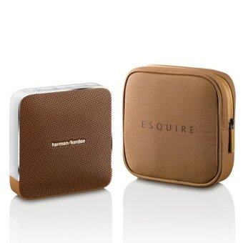 Harman Kardon รุ่น ESQUIRE ( BROWN )