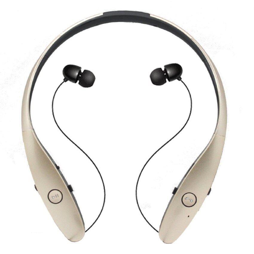 HBS900 Wireless Bluetooth 4.0 Stereo Headset Sport Neckband Earphone Headphone Universal .