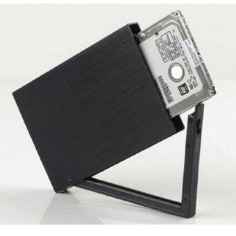 HDD BOX 2.5'' Hdd Box USB 3.0 รุ่นLX24 (สีดำ)