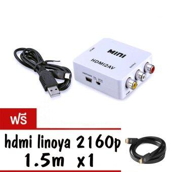 2561 HDMI TO AV CONVERTER full hd 3D