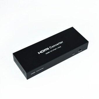 HDMI to VGA/Ypbpr+R/L/SPDIF converter