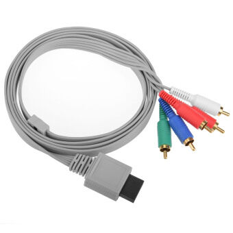 HDTV AV Audio Video Component Cable for Nintendo Wii