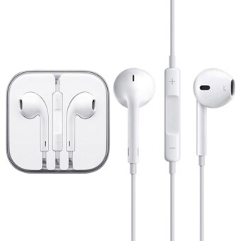 High Quality EarPods with Remote and Mic for iPhone 6 & 6 Plus, iPhone 5 & 5S & 5C, iPhone 4 & 4S, iPad / iPod touch, iPod Nano / Classic(White)