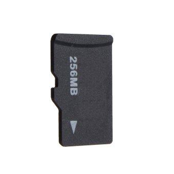 HKS 256MB Micro SD TF Flash Memory Card for Samsung Galaxy S5 S4 S3 Mini Note4 3 2 1 - Intl
