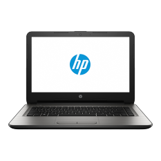 """HP 14-am001TU Pentium N3710 4GB 500GB 14"""" DOS"""