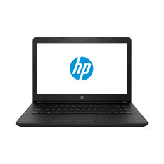 HP แล็ปท็อป รุ่น 14-bs542TU PQC N3710 4G 500G UMA Dos (สี Jet Black)