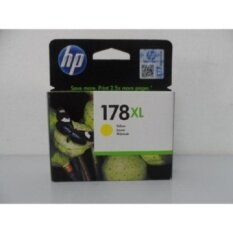 HP 178xl Ink Cartridge - YELLOW - CB325HE - intl