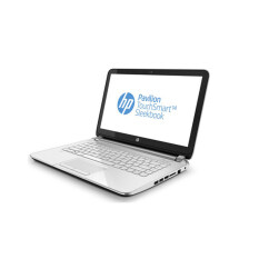 "HP HPQ-L0L47PA#AKL Core i5-5200U 14"" 4GB - Snow White"