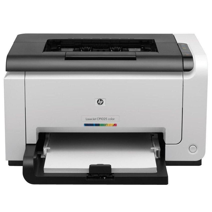 HP LaserJet Pro CP1025 Color Printer series (CF346A)