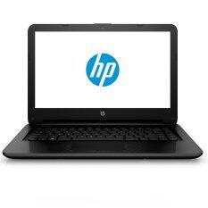 """HP NB 14-ac103TX (Jack Black) 14""""/i5-6200U/4GB/1TB/R5M330/Dos(P3C34PA#AKL)"""