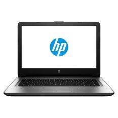 HP Notebook 14-ac019TU 14/E1-6015/4G/500G/Dos (Silver)