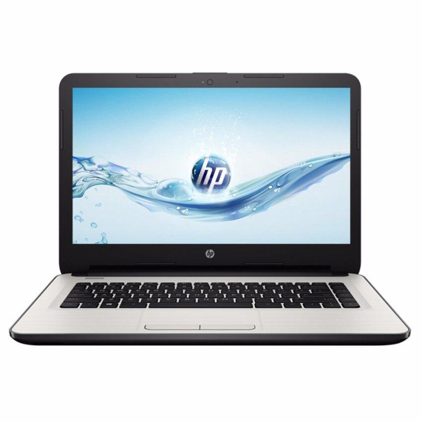 ลดราคา HP NOTEBOOK INTEL_I5 (GEN 7) 14-AM109TX-WHITE SILVER/I5-7200U ด่วน