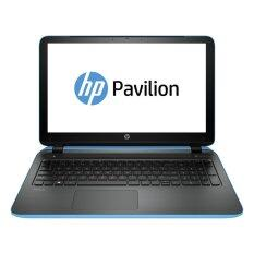 "HP Notebook Pavilion 15-p239TX L0L56PA#AKL i7-5500U 2.4/8GB/1TB/GeForce 840M/15.6""/DOS 2.0 (Blue)"