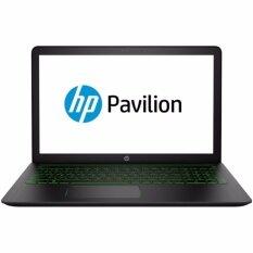 """HP Notebook Pavilion Power 15-cb035TX (2EA09PA#AKL)  i7-7700HQ 2.8GHz /4GB/1TB/GTX 1050 4GB/DOS/15.6"""" (Black)"""
