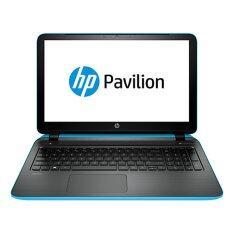 """HP Pavilion 15-p239TX i7-5500U,8G,1TB,GF840M,15.6"""" - Aqua Blue"""